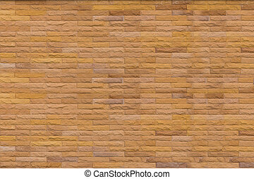 Patten design stone brick wall modern style