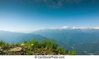 View From The Edge Of The Mountain - View from the edge of...