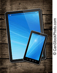 Smartphone and digital tablet PC