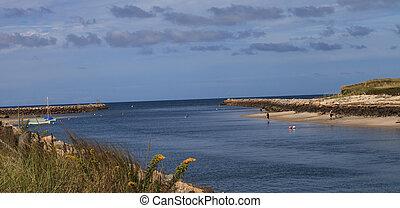 Sesuit Harbor, Cape Cod - Sesuit Harbor in Dennis,...