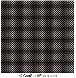 carbon weave gradient - Black carbon weave background with...