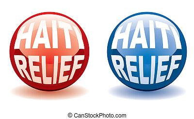 haiti relief balls
