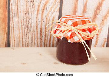 Home made jam