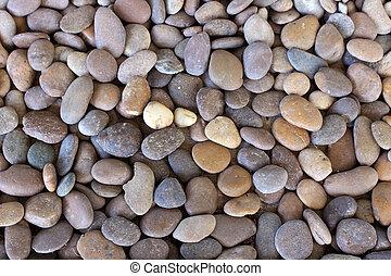 colorful multicolored pebbles