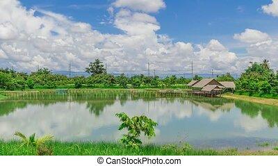 park in Thailand