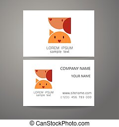 veterinary medicine logo template
