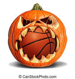 Basketball Autumn