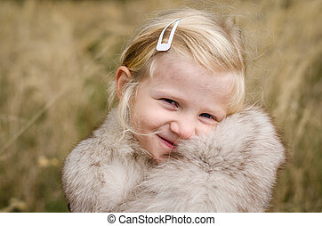 adorable happy smiling kid - beautiful little happy smiling...