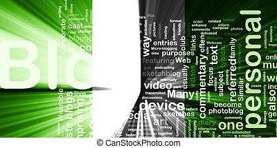 Flag of Nigeria blog