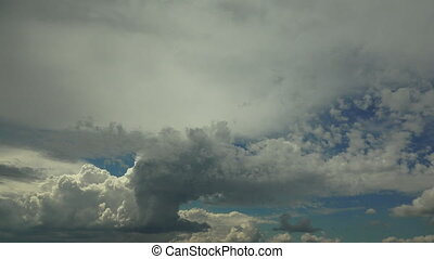 Flying Clouds Shot in 4K ultra-high definition UHD, so you...