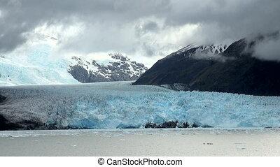 Chile - Amalia Glacier - Chile - South Patagonia - Amalia...