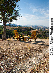 Seating for Two in California wine country - California Wine...