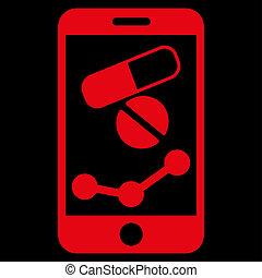 Pharmacy Online Report Icon