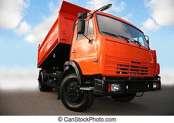 el, camión