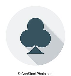 Phillips suit. Flat vector icon for mobile and web...