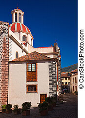 Orotava - La Orotava, Historic town in Northern area of...