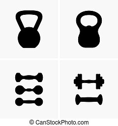 Dumbbells - Set of Dumbbells