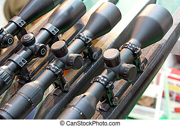 sniper scope for hunting close up
