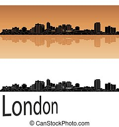 London ON skyline