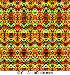 Geometric Modern Ornate Seamless Pattern - Luxury decorative...