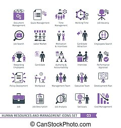 Human Resources Set 03 - Human Resources And Management...