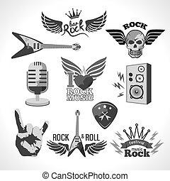 Rock Music Set