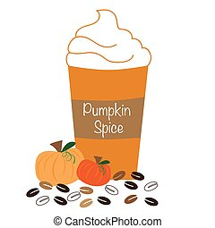 Pumpkin Spice Whipped Coffee