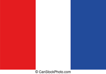 180 Degree Rotated Flag of France - A 180 Degree Rotated...