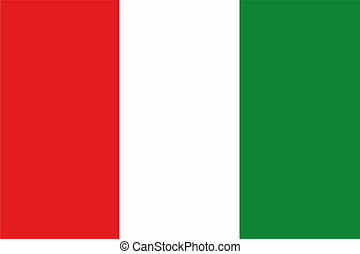 180 Degree Rotated Flag of Italy - A 180 Degree Rotated Flag...