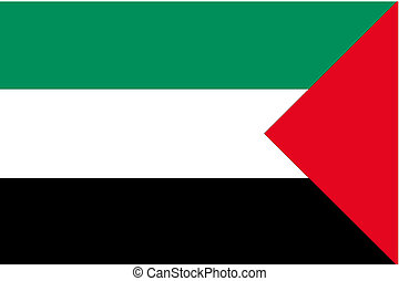 180 Degree Rotated Flag of Palestine - A 180 Degree Rotated...