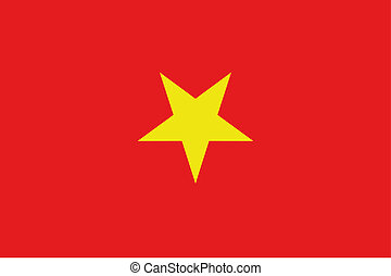 180 Degree Rotated Flag of Vietnam - A 180 Degree Rotated...