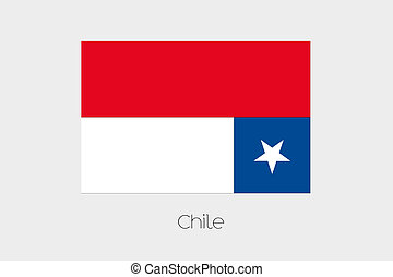 180 Degree Rotated Flag of Chile - A 180 Degree Rotated Flag...