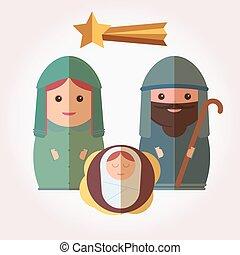 Vector Nativity