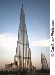 Burj Khalifa - the worlds talles t builiding - The Burj...