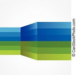 Minimal infographics business design vector