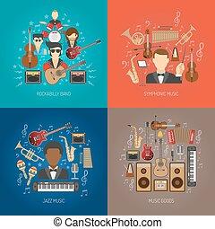 Music Design Concept Set