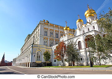 Kremlin Armory is one of oldest museums, established in 1808...