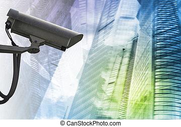 segurança,  câmera