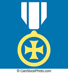 Maltese cross icon from Competition
