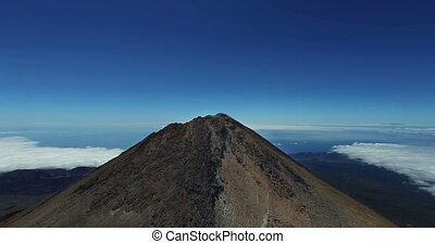AERIAL Mount Teide vulcano - AERIAL Greatest of nature...