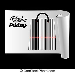 black friday design, vector illustration eps10 graphic