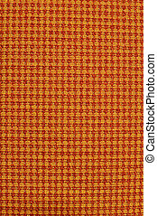 Orange Yellow Fabric - Orange and Yellow Fabric that can be...
