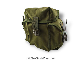 Military bag Mil-Tek for carrying from place to place of...