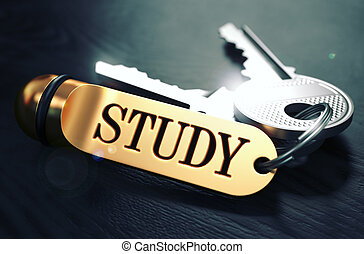 Keys with Word Study on Golden Label. - Keys with Word Study...