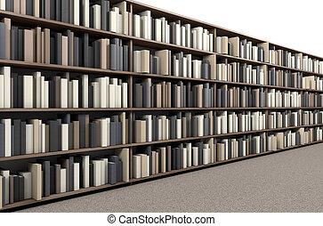 Bücherregal clipart schwarz weiß  Bücherregal korridor Illustrationen und Clip-Art. 41 Bücherregal ...