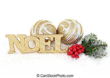 Noel Decorative Display