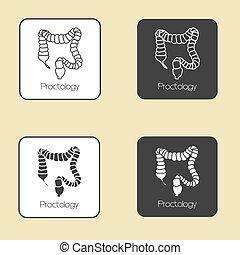 Medicine, vector icons set - Medicine, set of vector icons...