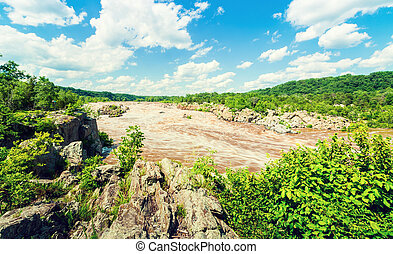 Great Falls National Park, Virgina - Great Falls National...