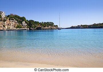 Porto Cristo Mallorca beach Balearic islands - Manacor Porto...