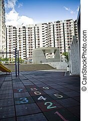 A public housing estate is a housing estate in Hong Kong...